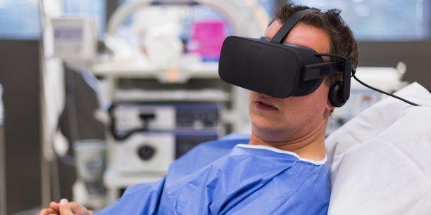 Lancée en 2016, Hypno VR a réalisé une première levée de fonds de 700.000 euros.