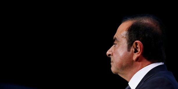 Renault: une fidele de ghosn a touche un salaire via rnbv[reuters.com]