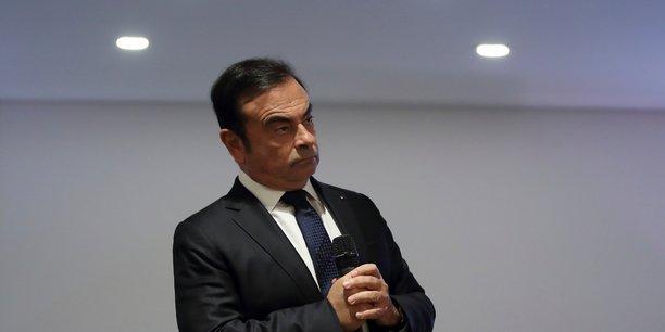 Carlos ghosn de nouveau inculpe par le parquet de tokyo[reuters.com]