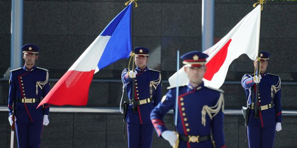 France et japon determines a approfondir leur relation militaire[reuters.com]