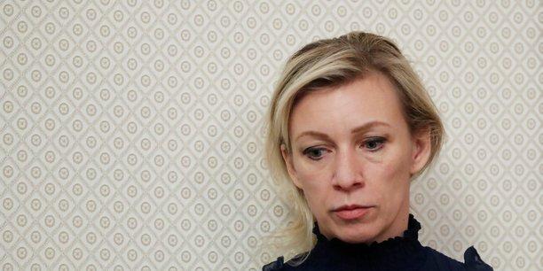 Enquete russe: moscou demande des explications a washington[reuters.com]