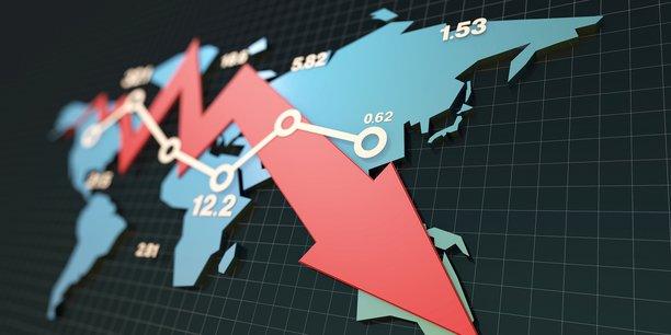 La multiplication des risques d'instabilité dans le monde pourrait obscurcir des perspectives économiques déjà bien sombres pour cette année.
