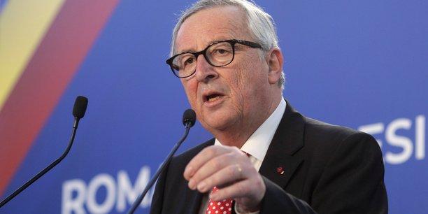 Aucun compromis face a la corruption, dit juncker a la roumanie[reuters.com]