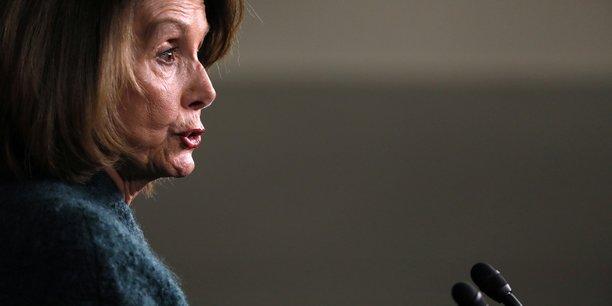 Pelosi prete a repondre a trump s'il leve le shutdown[reuters.com]