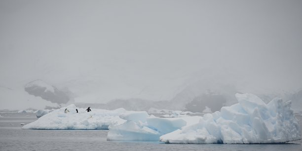 Le rythme de fonte de l'antarctique s'accelere fortement[reuters.com]