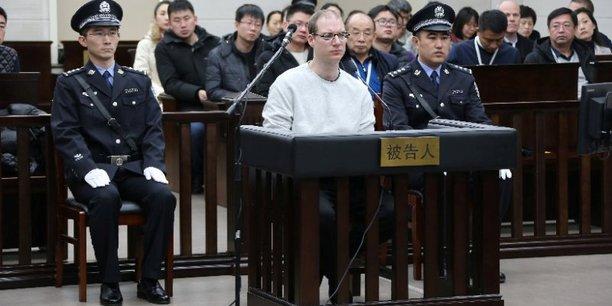 Le canadien condamne a la peine capitale en chine va faire appel[reuters.com]