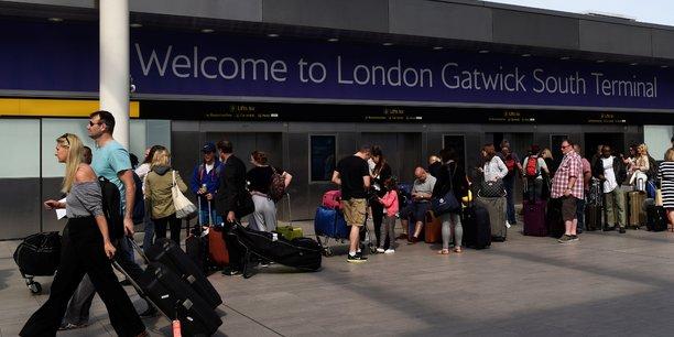 Vinci a pris mardi 14 mai le contrôle de l'aéroport londonien de Gatwick