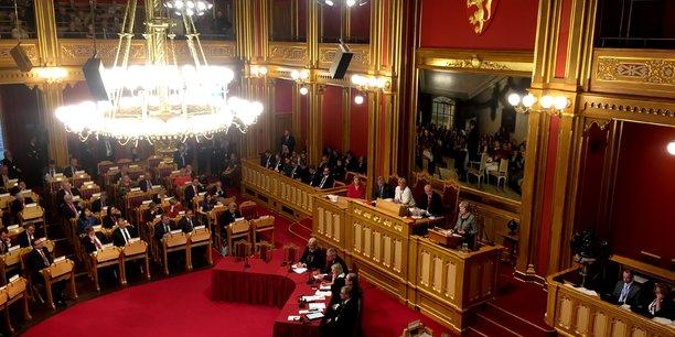 Constitution d'une coalition de gouvernement en norvege[reuters.com]