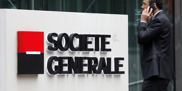 Socgen prevoit une chute de ses revenus dans les activites de marches[reuters.com]