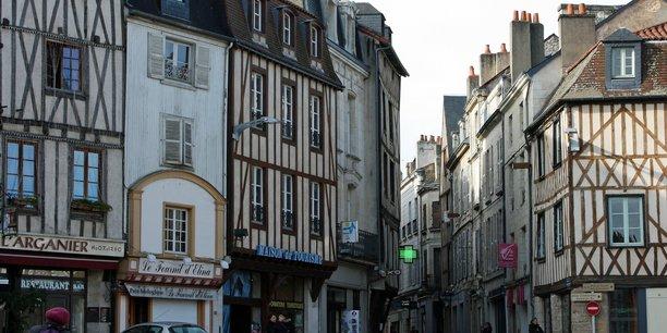 La ville Poitiers a été marquée, ces dernières années, par l'arrivée de nouveaux étudiants à la recherche de logements.