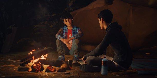 Dontnod, étoile montante française du jeu vidéo, sort jeudi 24 janvier l'épisode 2 de Life is strange 2.