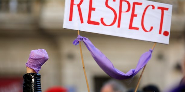 Un rapport denonce la tolerance du sexisme en france[reuters.com]