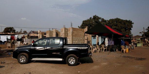 Un journaliste ghaneen tue par balles a accra[reuters.com]