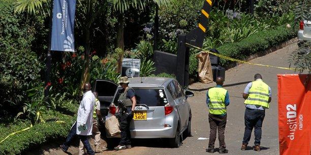Neuf personnes arretees apres l'attentat de nairobi[reuters.com]