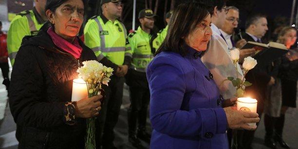L'attentat de bogota a fait 21 morts, selon un nouveau bilan[reuters.com]