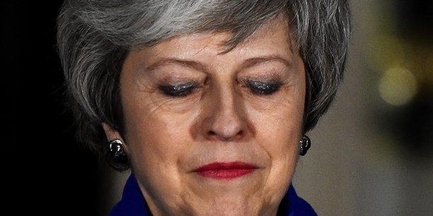 Theresa may, en quete d'un plan b, multiplie les contacts[reuters.com]