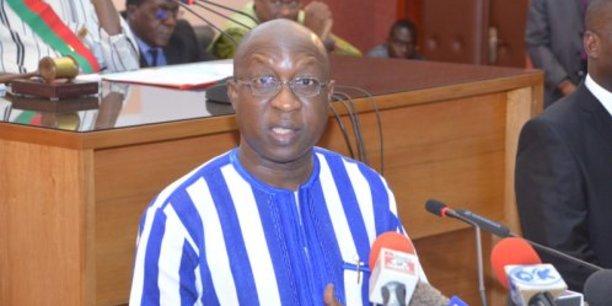 Il était prévu que Paul Kaba Thiéba préside une réunion du comité stratégique d'orientation pour le Sahel.