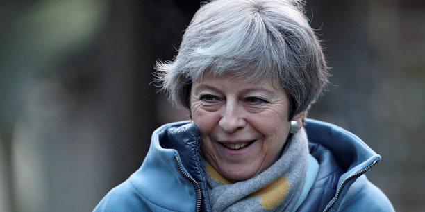 Brexit: may veut un traite bilateral avec l'irlande[reuters.com]