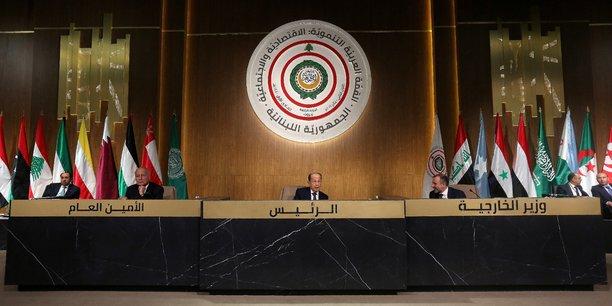 Le president libanais demande le rapatriement des refugies syriens[reuters.com]