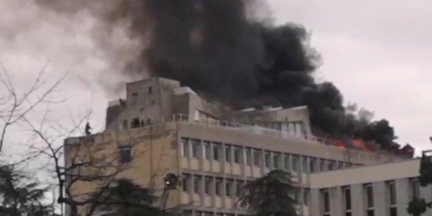 La piste de la radicalisation ecartee dans l'incendie de lyon[reuters.com]