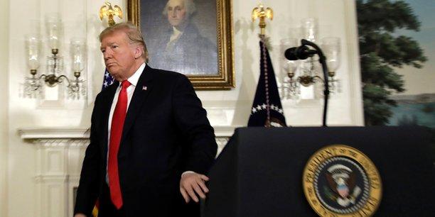 Trump: pas d'amnistie pour les dreamers, viserait un accord global[reuters.com]