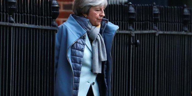 Britain's prime minister theresa may leaves downing street, london[reuters.com]