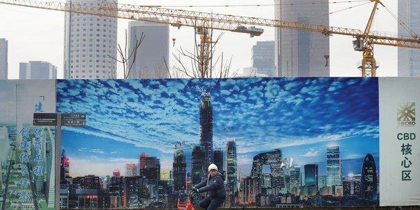 Chine: la croissance du pib ressort a 6,4% au 4e trimestre[reuters.com]
