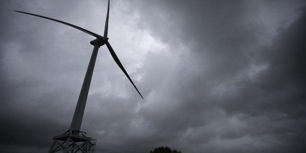 D'après l'armée, un champ éolien pourrait, par exemple, empêcher un radar de détecter un avion.