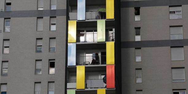 La construction de logements neuf était en recul en 2018.