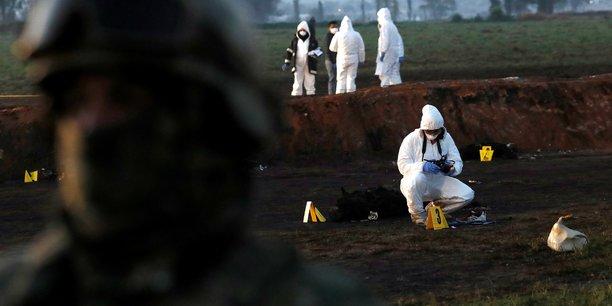 Le bilan de l'explosion s'est encore alourdie ce mardi alors que, la veille, des pillards ont tenté de s'accaparer le carburant d'un autre oléoduc situé à quelques kilomètres du lieu de la première explosion.