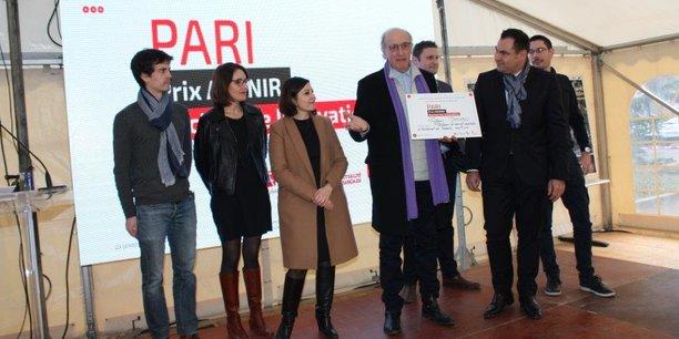 Le Prix PARI a récompensé le Pr Jean-Pierre Daurès et son équipe de chercheurs de la clinique Beau Soleil