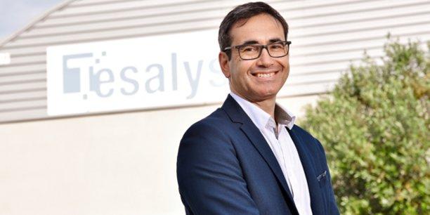 Miquel Lozano, président et cofondateur du groupe toulousain Tesalys.