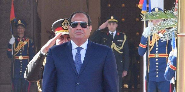 Le Rafale et les corvettes Gowind, deux des principaux dossiers d'amement en discussion entre Paris et Le Caire, ne sont utilisés qu'à des fins militaires.