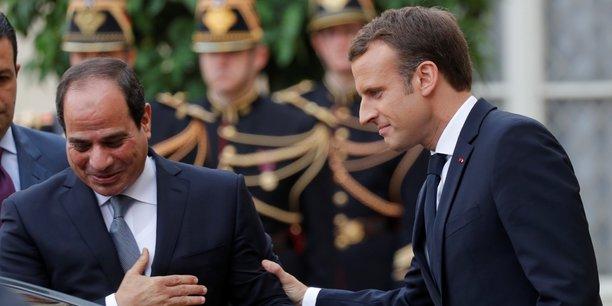 La parenthèse glaciale entre les deux président est enfin fermée avec la signature du contrat Rafale en Égypte.