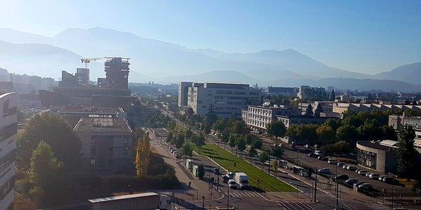 La Métropole de Grenoble reçoit 100 millions d'euros de la Banque européenne d'investissement