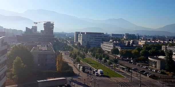 L'une des surprises est venue du quartier Europole-CEA, qui affiche le prix médian le plus élevé de l'agglomération à 2750€/m2.