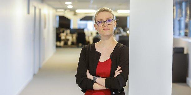 Maryne Cotty-Eslous, fondatrice de Lucine