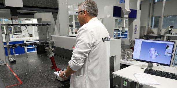 Liebherr-Aerospace est spécialisée dans les systèmes de traitement de l'air pour l'aéronautique
