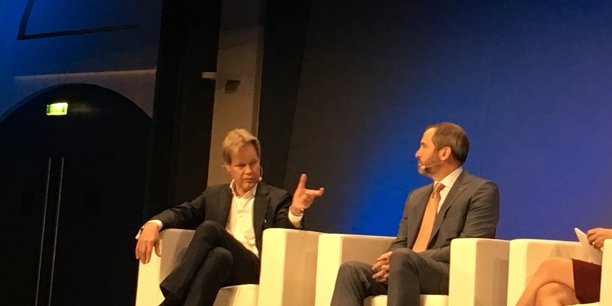 Le réseau interbancaire Swift s'essaie à la Blockchain face à la menace Ripple