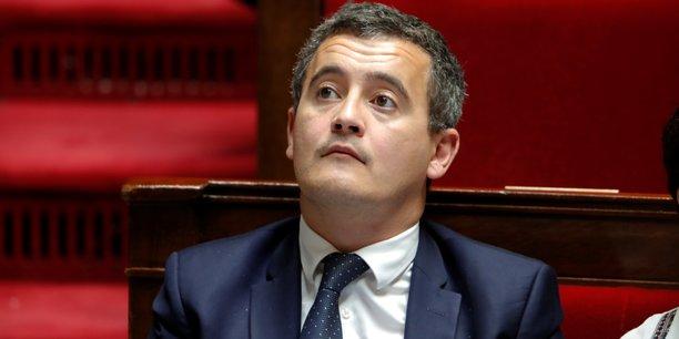 Le ministre de l'Action et des Comptes publics Gérard Darmanin.