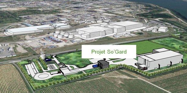 La filiale d'EDF bâtira sa nouvelle usine près du site de Marcoule