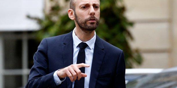 Le patron de La République en marche Stanislas Guerini.