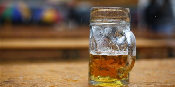 Les droits d'accises sur la bière ont cru de 160% le 1er janvier 2013.