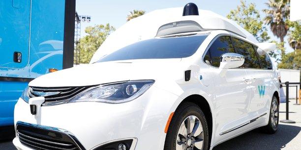 L'intelligence artificielle, technologie centrale du développement de la voiture autonome.