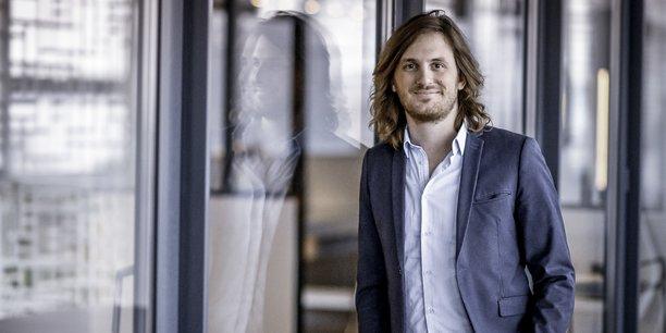 Loïc Soubeyrand, créateur de Lunchr