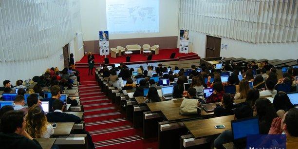 MBS accueille 3 600 étudiants (dont 1 000 étrangers)