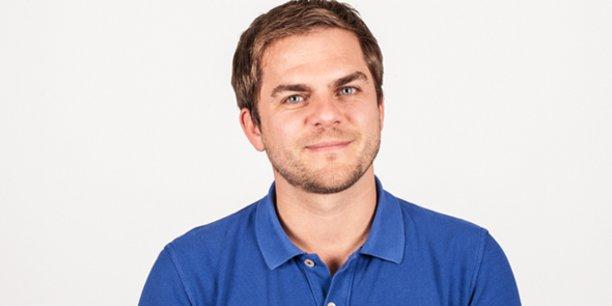David Keribin, CEO et cofondateur de Cenareo.