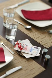 Echange ticket restaurant argent