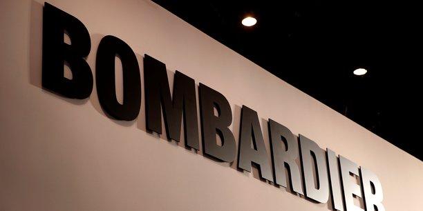 Bombardier a approché Alstom et Hitachi pour une fusion dans le ferroviaire