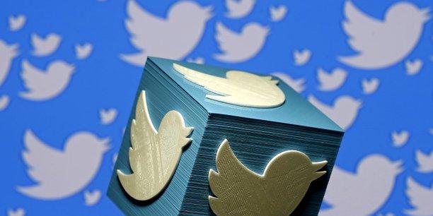 Twitter accuse d'une baisse du nombre d'utilisateurs mensuels actifs, avec 321 millions d'usagers, contre 330 millions en 2017 (-3%).